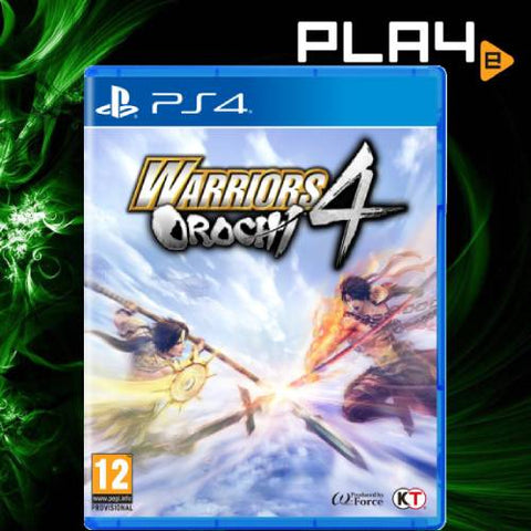 PS4 Warrior Orochi 4 (R1)