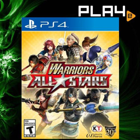 PS4 Warriors All-Stars (Eng Sub)