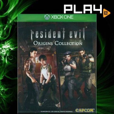 Xbox One Resident Evil: Origins Collection
