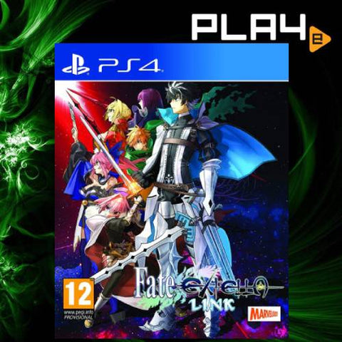 PS4 Fate/Extella Link (R2)