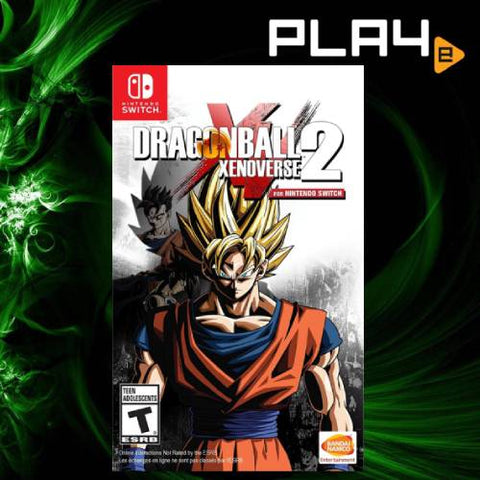 Nintendo Switch Dragonball Xenoverse 2