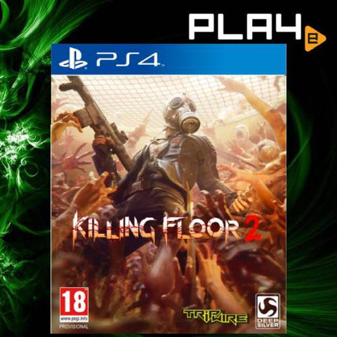 PS4 Killing Floor 2 (Region 3)