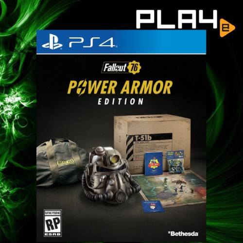 Fallout power armor edition ps4 | FALLOUT 76 PS4 T  2019-05-31