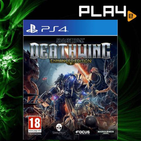 PS4 Space Hulk Death Wing Enhanced Edition (R2)
