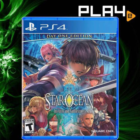 PS4 Star Ocean: Integrity and Faithlessness (R1)