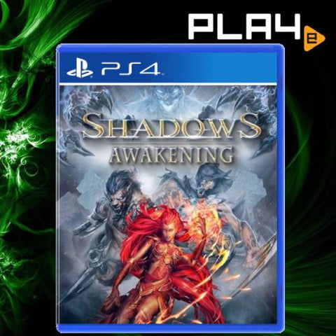 PS4 Shadows: Awakening (R3)