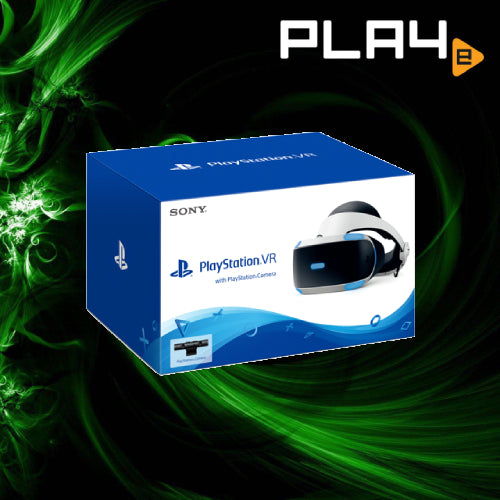 PlayStation®VR with PlayStation®Camera