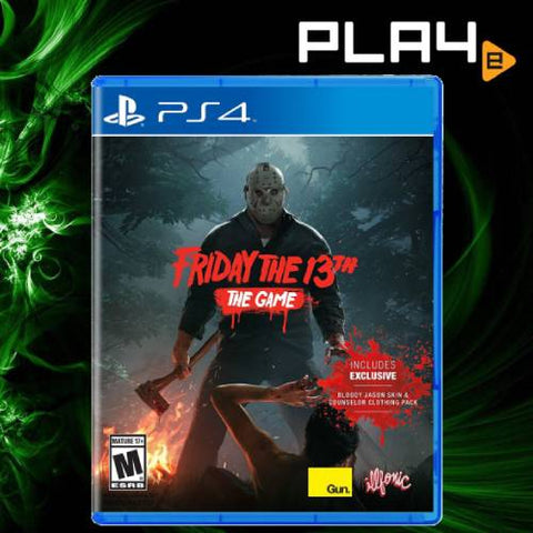 PS4 Friday The 13TH The Game (R1)