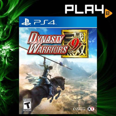 PS4 Dynasty Warriors 9 (R3 English)
