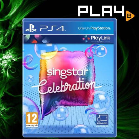PS4 Sing Star Celebration