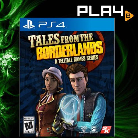 PS4 Tales From The Borderlands (Region 3)