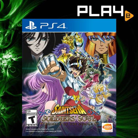 PS4 Saint Seiya Soldiers' Soul (R1)