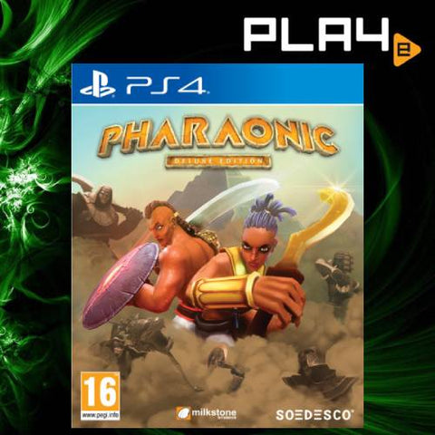 PS4 Pharaonic Deluxe Edition (R2)