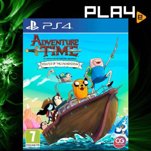 PS4 Adventure Time Pirates of the Enchiridion (R2)