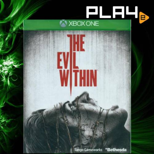 XB1 The Evil Within - English Subtitle (M18)