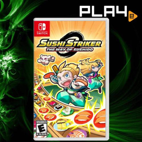 Nintendo Switch Sushi Striker The Way of the Sushido