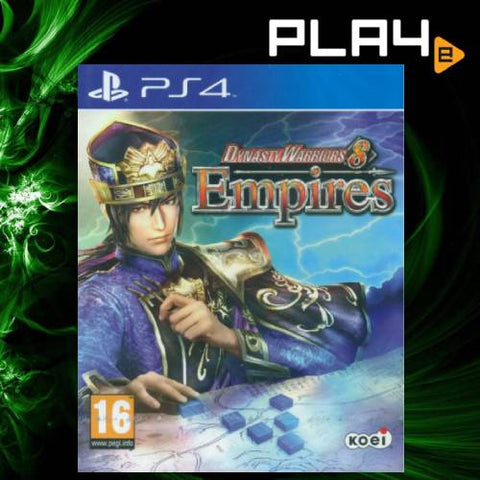 PS4 Dynasty Warriors 8 Empires (ENG)