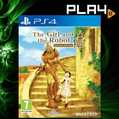 PS4 The Girl and The Robot [Deluxe Edition]