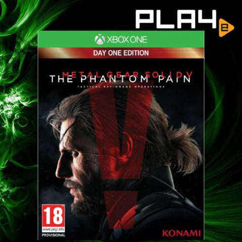 XBox One Metal Gear Solid V Phantom Pain