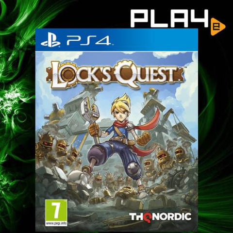 PS4 Lock's Quest (R2)