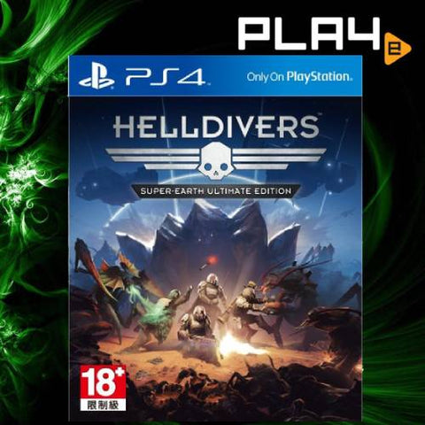 PS4 Helldivers [Super Earth Edition]