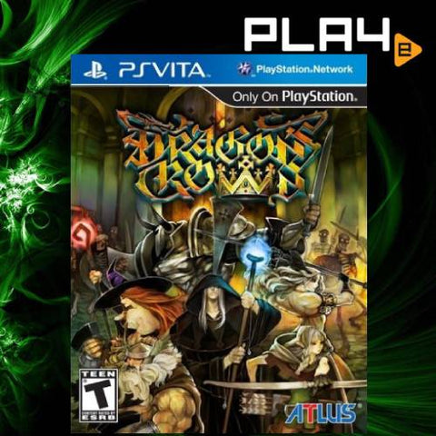 PSV Dragon's Crown