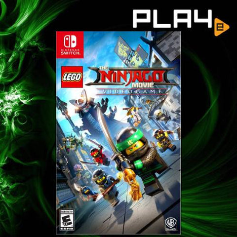 Nintendo Switch LEGO The Ninjago Movie Videogame