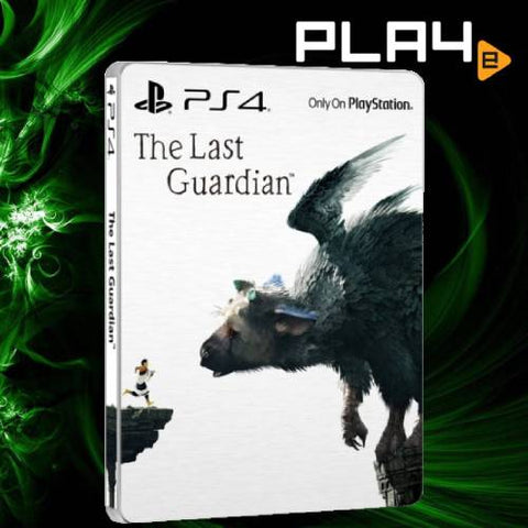 PS4 The Last Guardian (R3) (Steelbook)