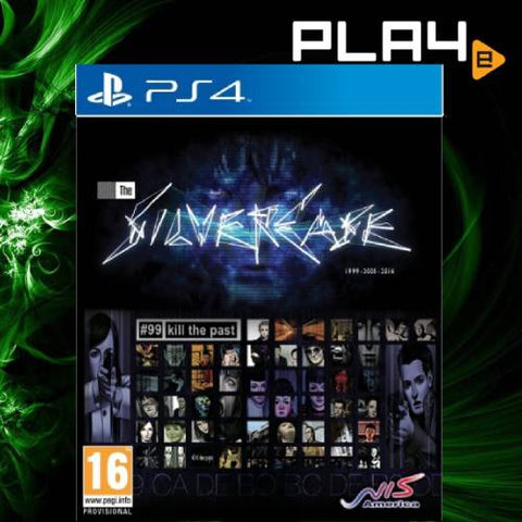 PS4 The Silver Case (R2)