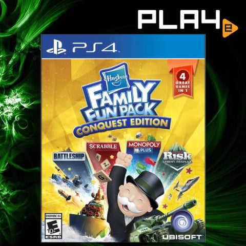PS4 Hasbro Family Fun Pack [Conquest Edition]