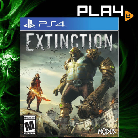 PS4 Extinction (R1)