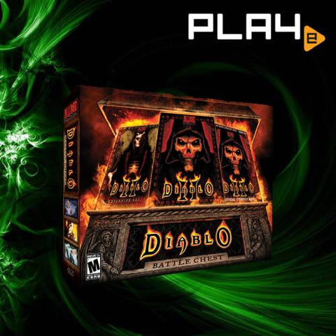 PC Diablo II Battlechest