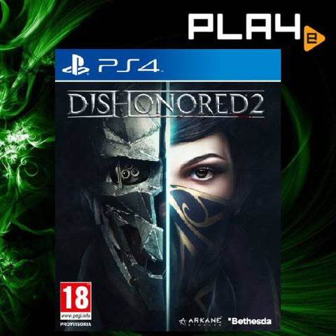 PS4 Dishonored 2 (R2)