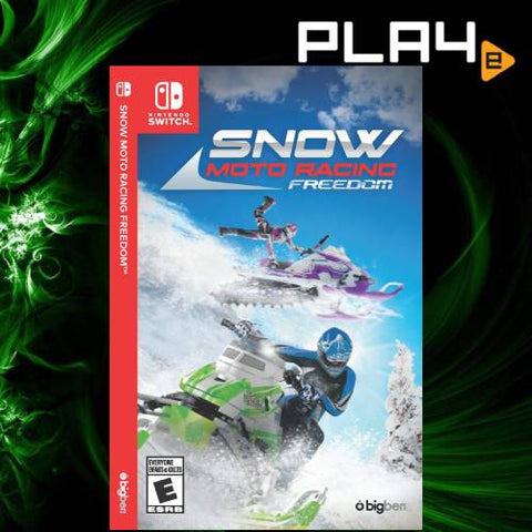 Nintendo Switch Snow Moto Racing Freedom