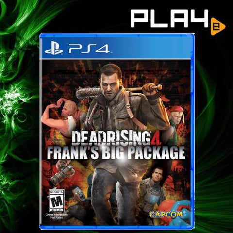 PS4 Deadrising 4 Frank's Big Package