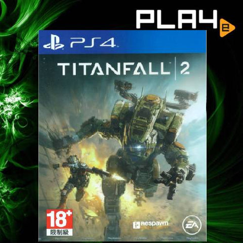 PS4 Titanfall 2 (R3)