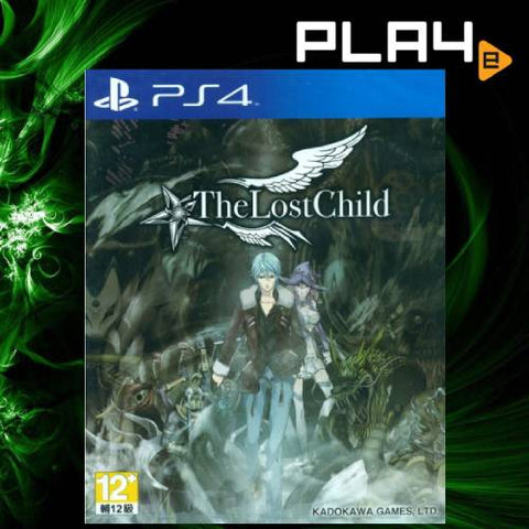 PS4 The Lost Child (R3 JAP/CHN)