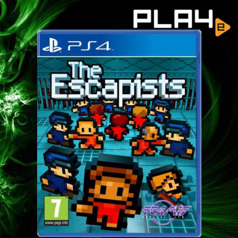 PS4 The Escapists (R2)