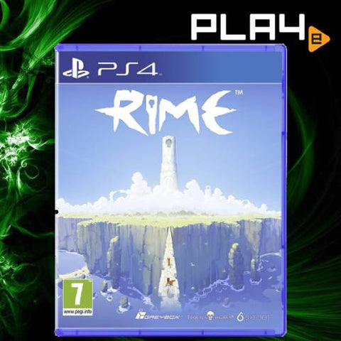 PS4 Rime (Region 2)