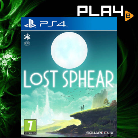 PS4 Lost Sphear (R2)