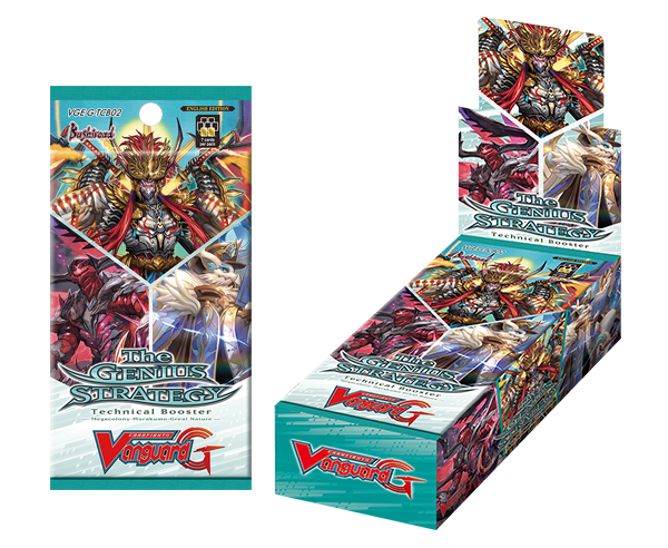 Cardfight Vanguard G The GENIUS STRATEGY VGE-G-TCB02 (EN)