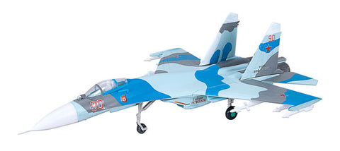 Flanker Family Russian Fighter 1/144 Scale Plastic Model