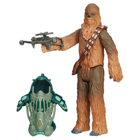 Star Wars Armor Up - Chewbacca