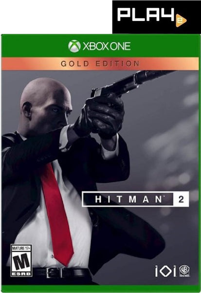 XBOX ONE HITMAN 2 GOLD EDITION