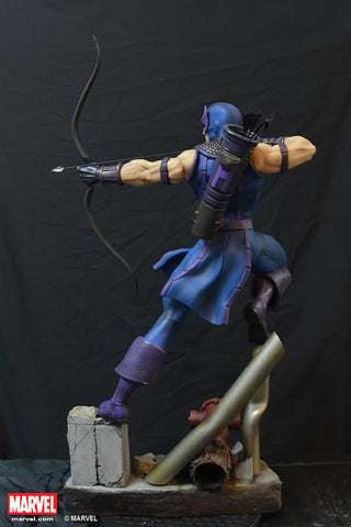XM Studios Hawkeye (with Coin)