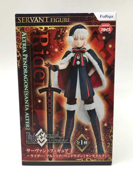 Jamma Fate Grand Order Servant Figure Altria Pendragon (Santa Alter)