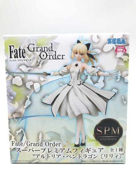 Fate Grand Order SPM Lily Figure