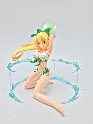 Jamma EXQ Figure Sword Art Online Code Register Leafa