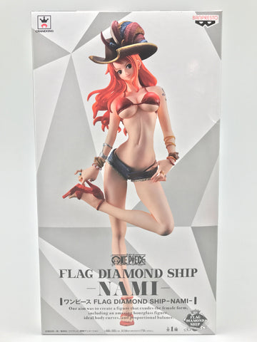 Jamma One Piece Flag Diamond Ship Nami