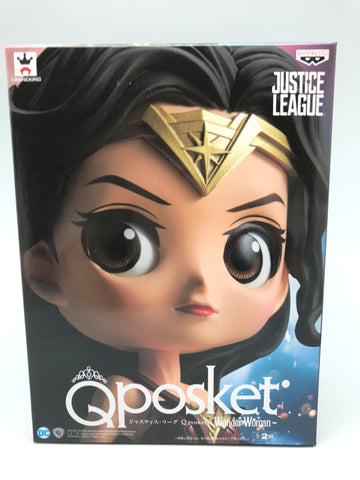 Craneking Qposket Justice League - Wonder Woman
